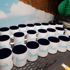 Share Network Mugs